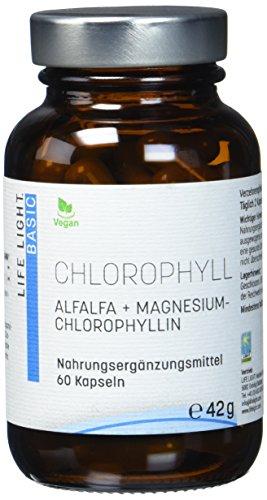 Apozen Vertriebs GmbH - Chlorophyll Kapseln