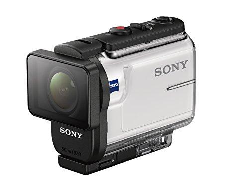 Sony HDR-AS300R Full HD Action Cam mit RM-LVR3 Live Remote Fernbedienung weiß - 43