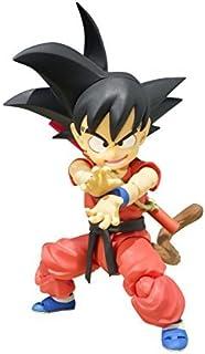 TAMASHII NATIONS Bandai S.H. Figuarts Kid Goku Dragon Ball Action Figure
