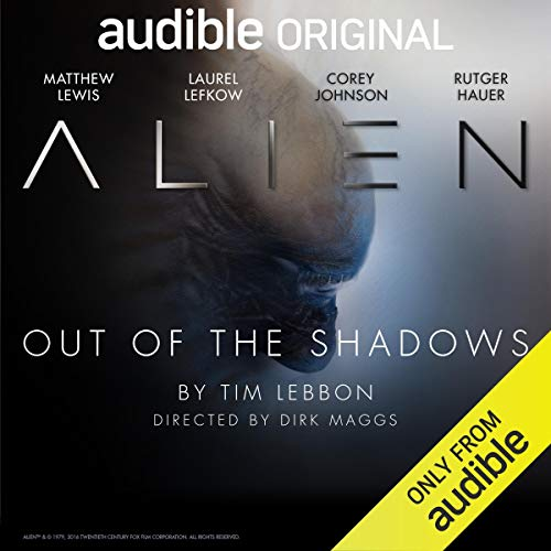 Page de couverture de Alien: Out of the Shadows