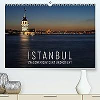 Istanbul - zwischen Okzident und Orient (Premium, hochwertiger DIN A2 Wandkalender 2022, Kunstdruck in Hochglanz): 14-seitiger Monatskalender mit schoensten Eindruecke dieser fantastischen Stadt (Monatskalender, 14 Seiten )