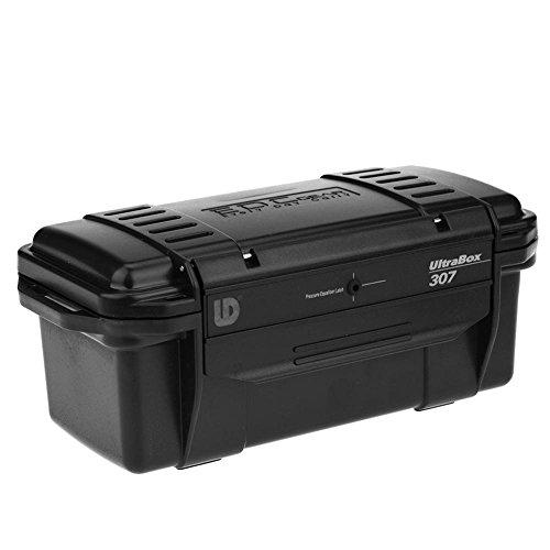 fosa 3 Arten im Freien Stoßfest und druckfest Wasserdicht Sealed Box Survival Aufbewahrungskoffer Wasserdicht Koffer für Außer Aktivitäten,Ausflug,Campen usw.(200*98*82mm)