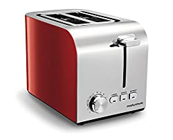 Frozen setting, so no need to defrost your bread first for ease and convenience Re-heat setting, we all forget sometimes but no need to worry your toaster will quickly re-heat your snack for you Variable browning control means you get perfect toast, ...