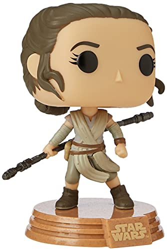 Funko 55498 Pop Star Wars: Across The Galaxy - Rey Skywalker (Amazon Exclusive)