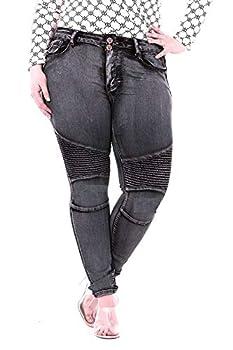Best plus size moto jeans Reviews