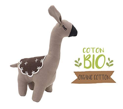 Tyrol Hundespielzeug, Bio-Lama, 27 cm, 1 Stück