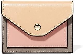 GUMAOPAJIAAAqb Monederos de Mujer, Women Wallet Ladies Short Casual Buckle Small Card Bag Soft Leather Pocket Small Wallet...