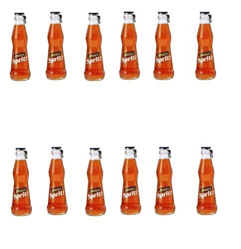 12x Aperol spritz soda Aperitiv Aperitif 175ml bitter aus italien
