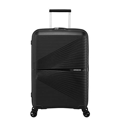 Trolley Rigido 67cm 4 Ruote Medio | American Tourister Airconic | 88G002-Onyx Black