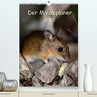 Der Maeuseplaner (Premium, hochwertiger DIN A2 Wandkalender 2022, Kunstdruck in Hochglanz): Liebenswerte Knopfaugen fuer den Ueberblick (Familienplaner, 14 Seiten )