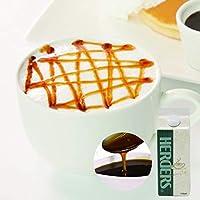 ハーダース カフェ用フレーバーソース ヘーゼルナッツ 500ml×12本入