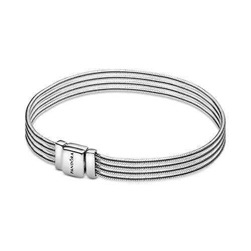 Pandora Bangle Donna argento - 597943-19