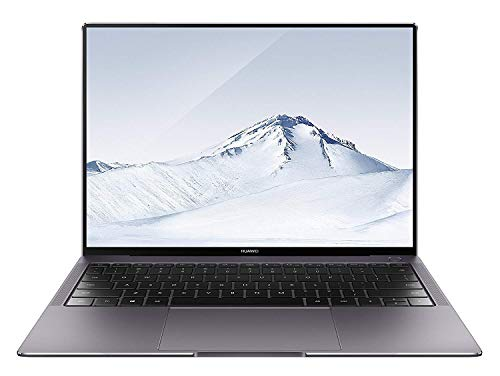 Huawei MateBook X Pro Notebook Intel Core i7-8550U, Scheda Grafica Dedicata GeForce MX150, 8 GB di RAM, SSD Interno da 512 GB, Schermo 13.9  , LTPS Touch Screen [Layout Italiano]