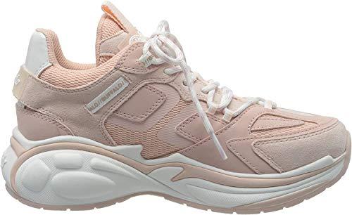 Buffalo Damen Mellow S2 Hohe Sneaker, Pink (Rose 000), 39 EU
