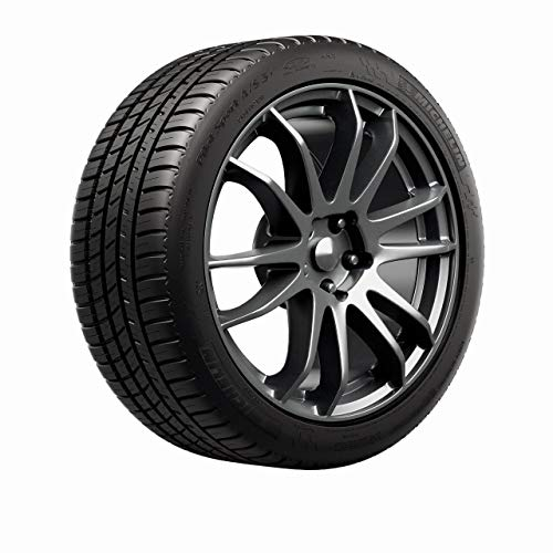 Michelin Pilot Sport A/S 3+ All Season Performance Radial Tire-255/35ZR20/XL 97Y