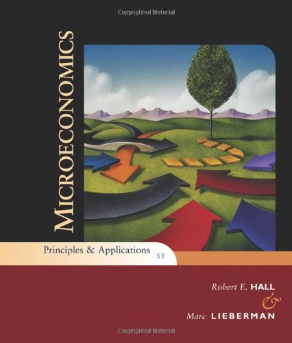 Microeconomics: Principles and Applications (Available Titles Aplia)