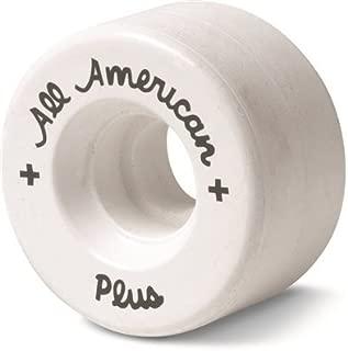 All American Plus Wheels White