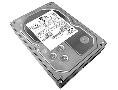 HGST Ultrastar HUS724040ALE640 (0F18567) 4TB 64MB 7200RPM SATA 6Gb/s 3.5in Internal Enterprise Hard Drive