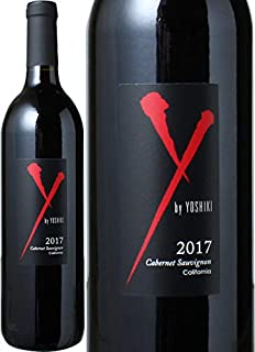 X-JAPAN YOSHIKIのコラボワイン! ワイ・バイ・ヨシキ カベルネ・ソーヴィニヨン 2017 ワイ・バイ・ヨシキ 赤