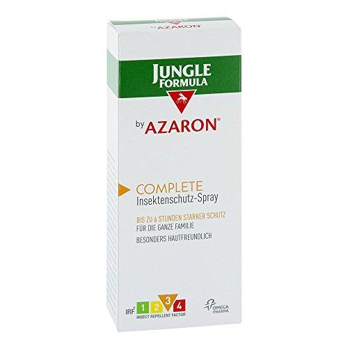 Jungle Formula Complete Spray, Moskitospray, Mückenschutz-Spray, 1er Pack (1 x 75 ml)