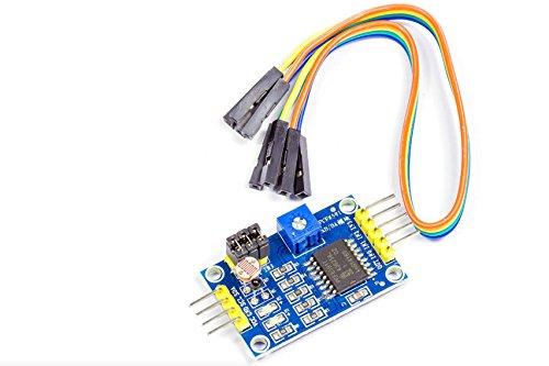 MissBirdler Convertisseur analogique i2c PCF8591 pour Arduino Raspberry Pi DIY