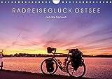 Radreiseglück Ostsee (Wandkalender 2021 DIN A4 quer)