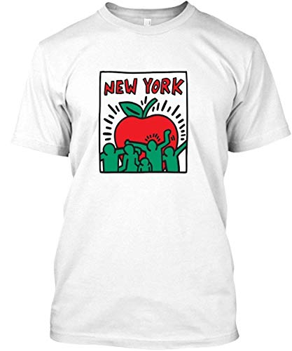 Keith Haring New York Unisex T Shirt