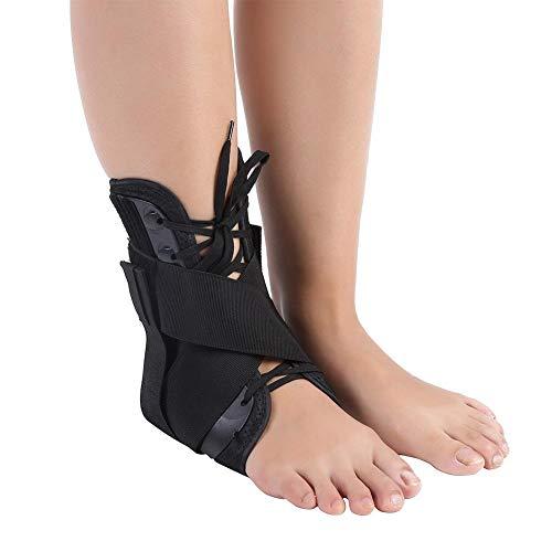 Preisvergleich Produktbild Knöchelbandage,  atmungsaktive Orthese Knöchelbandage Unterstützung Schutz Korrektor Verstauchung Knöchelunterstützung Atmungsaktiv Super elastisch und komfortabel Perfekt für den Sport (M)