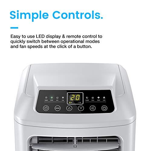 Pro Breeze™ 4-in-1 Mobile Klimaanlage