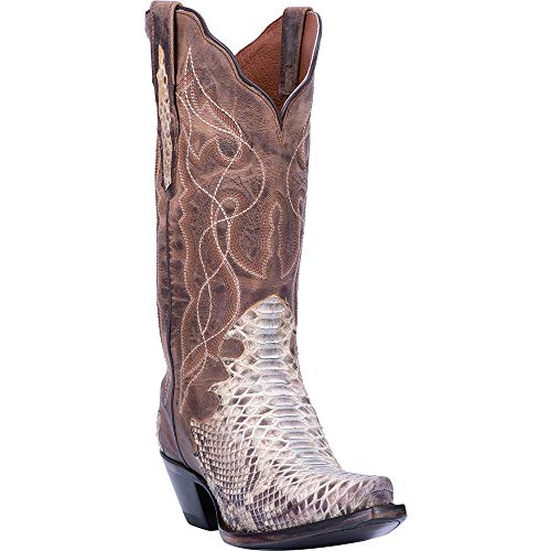 Dan Post Boots Womens Wicked Dress Western Shoes, Brown, 8.5