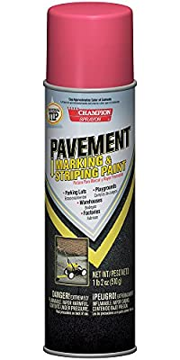 Champion Pavement Marking and Striping Spray Paint
