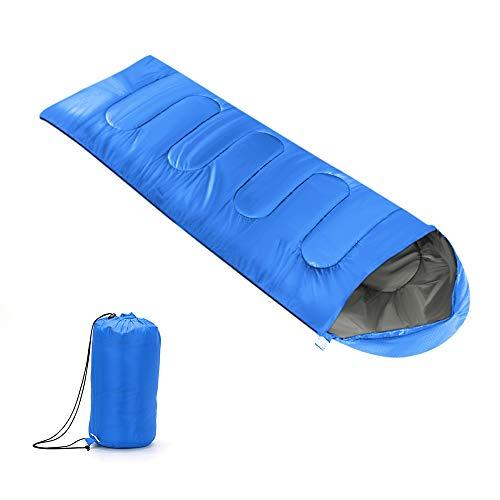 STANDARD RAB WOMENS ASCENT 500 SLEEPING BAG LEFT ZIP BLUE MONDAY