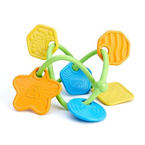 Green Toys - Mordedor Laberinto Twist, Juguete para bebé (KNTA-1502)
