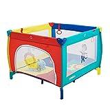 JHSHENGSHI Kinderreisebett Laufstall für Baby, leichtes quadratisches Baby-Laufgitter, inklusive...