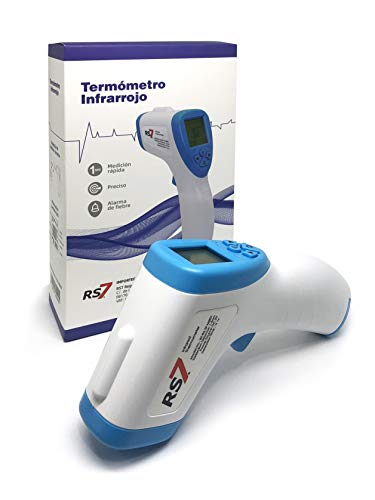 Termometro Digital Infrarrojos RS7