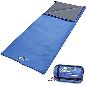 Active Era Ultra Lightweight Sleeping Bag Indoor & Outdoor