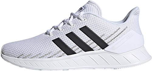 adidas Questar Flow NXT, Zapatillas para Correr Hombre, FTWR White Core Black Grey Two, 42 EU