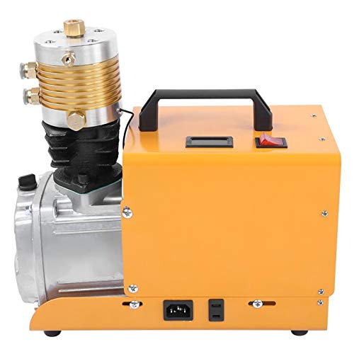 Emoshayoga Inflador de Bomba de Aire con Bomba mecánica para Industria Siderurgica para Industria Metallurgica para Industria Alimentare(220V European Standard)