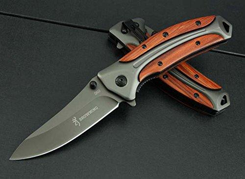 FARDEER KNIFE 440 Stahl Hochwertiges Klappmesser DA58