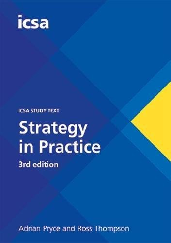 CSQS Strategy in Practice, 3rd edition