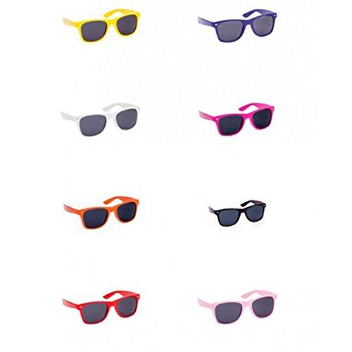 DISOK Lote de 30 Gafas de Sol Protección UV400 - Gafas de Sol Baratas Comprar Online, Fiestas, Promociones, Despedidas Soltero, Promociones Unisex, Hombres, Mujeres