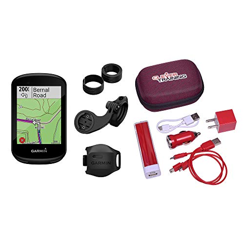 Why Choose Clever Training Edge 830 Mountain Bike Bundle Power Pack