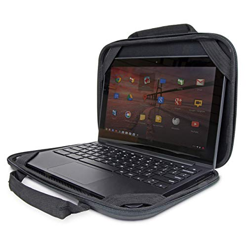 Why Choose 32 Pack - Cyber Acoustics Work-in Laptop Case with Handle for 11-11.6 Inch Chromebook, Ul...
