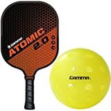 Gamma 2.0 Pickleball Paddle Kit or Set Bundled with a Box of (3) Photon Outdoor...