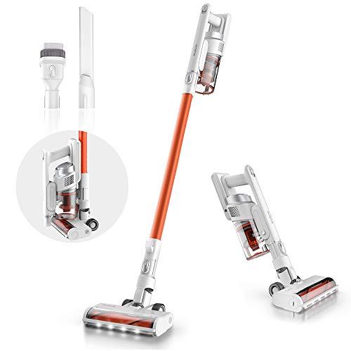 Cordless Vacuum Cleaner, 2.9lb...