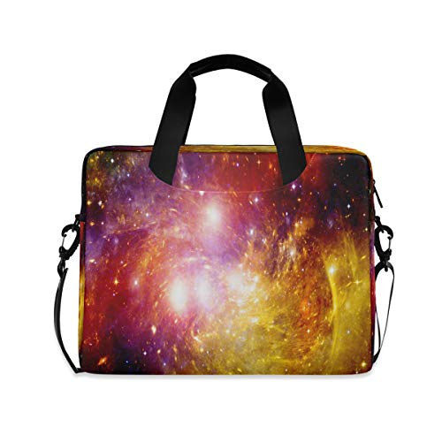 Special Planet and Galaxy Laptop Carrying Case Shoulder...