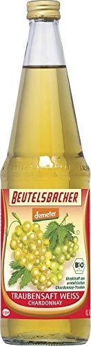 Beutelsbacher Bio Traubensaft, weiß (6 x 700 ml)