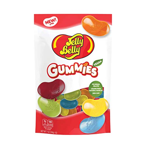 Jelly Belly Vegan Gummies, 7 oz bag