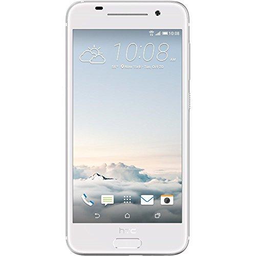 HTC One A9 - 16 GB - Silber - Deutsche Ware (Generalüberholt)