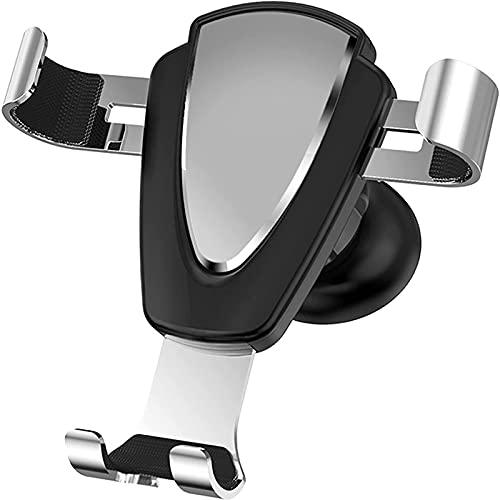 OoB Soporte Móvil Coche,Rotación de 360 ° Universal Porta Movil Coche Ventosa Tablero de Instrumentos/Parabrisas para iPhone 11/11 Pro /11 Pro MAX/XS MAX, Samsung Note 10/S10e(2 Pieces)